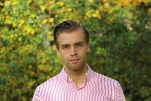 Tim Stoevelaar, verenigingscoördinator